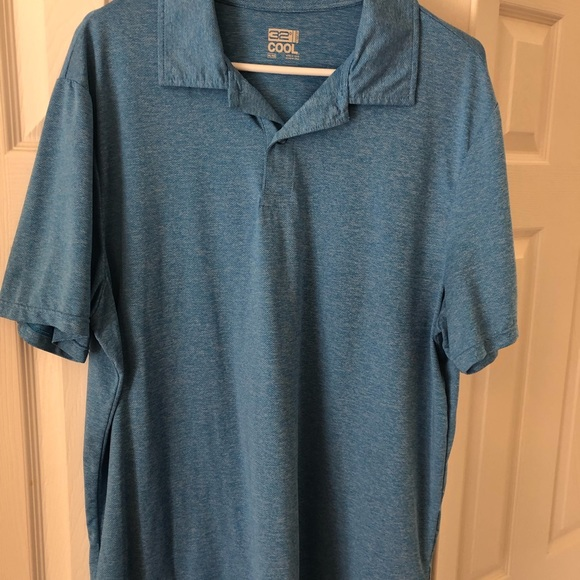 32 Degrees Other - 32 Degrees Polo Short Sleeve Shirt XL